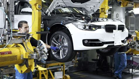 bmw reducing reliance  german production