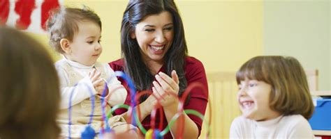 signs   work  early childhood education