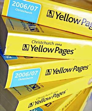 phone book pa living stingy whatever happened to the yellow pages