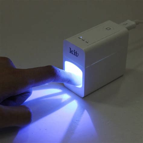 usb supply led phototherapy nail uv gel dryer curing