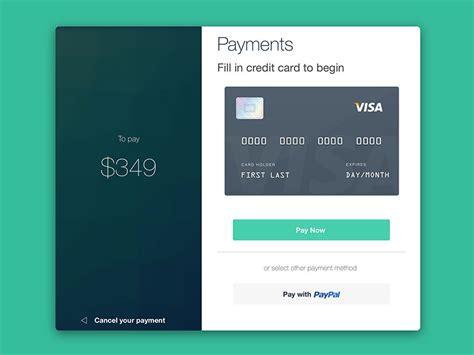 payment ui sketch freebie   resource
