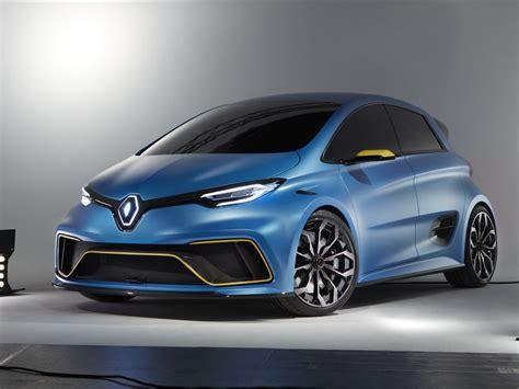 Renault Prépare Une Nouvelle Génération D'électriques Pour