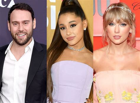 Did Ariana Grande Insert Herself in Taylor Swift & Scooter ...
