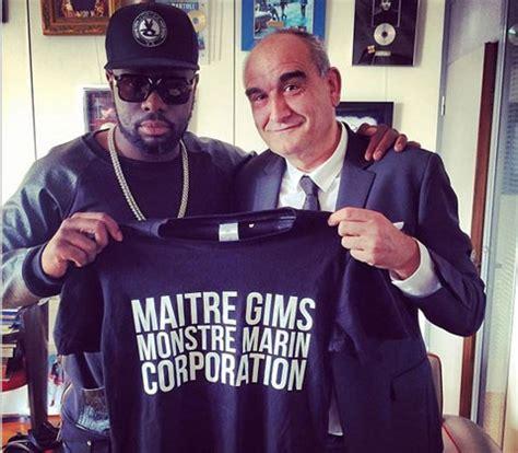 maitre gims label monstre marin corporation rejoint universal 13or du hiphop