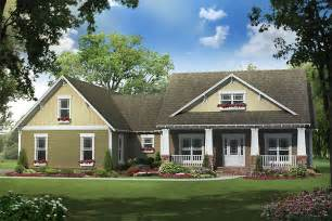 one craftsman home plans craftsman style house plan 4 beds 2 5 baths 2100 sq ft plan 21 290