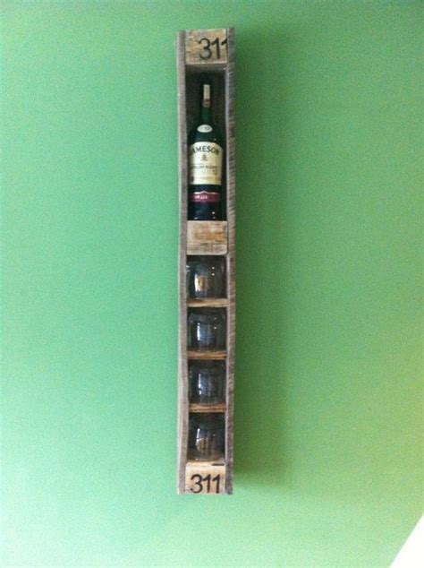 Bathroom Wall Decor Ideas Pinterest by 17 Best Images About Whiskey Shelf On Pinterest House