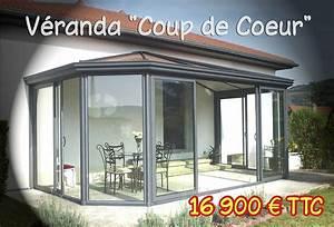 Prix Véranda 10m2 : veranda 25m2 prix ma v randa ~ Premium-room.com Idées de Décoration