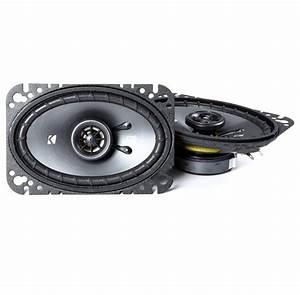 Kicker Car Speakers : kicker csc46 car audio full range 4x6 coaxial 300w ~ Jslefanu.com Haus und Dekorationen