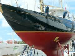 antigua yacht painting company based  jolly harbour