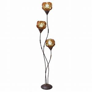 Mesmerize your interior with stunning multi bulbs floor for Led plant floor lamp