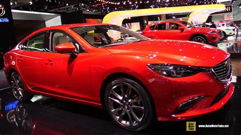 Mazda 6 Interior 2016 by 2016 Mazda 6 Grand Touring Exterior And Interior