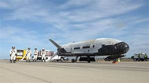SpaceX Prepares to Launch Air Force's Secretive X-37B ...