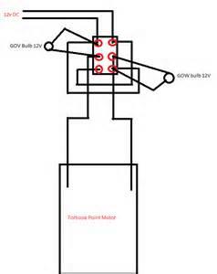 Tortoise Point Motor Wiring
