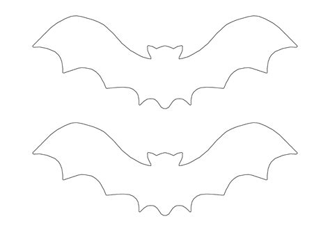 flying bat template flying bats diy your