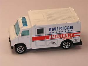 Hot Wheels Ambulance