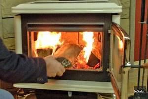 Bois De Chauffage 22 : le chauffage au bois tire sa fin charles c t montr al ~ Nature-et-papiers.com Idées de Décoration