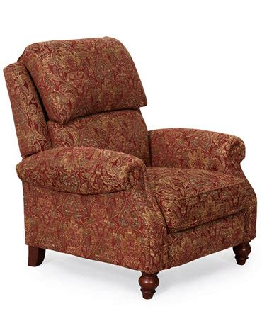 fabric recliner furniture macy s