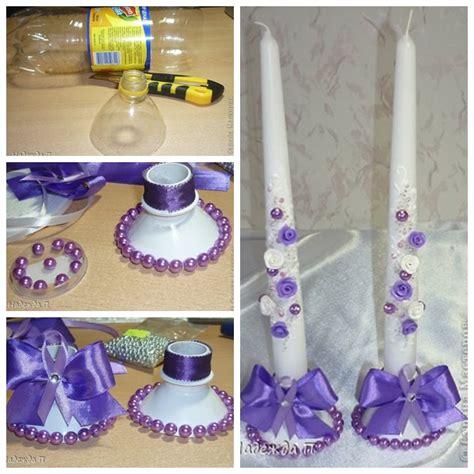 wonderful diy candlestick  plastic bottles
