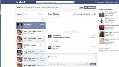 How to Check and Change Facebook Email - YouTube