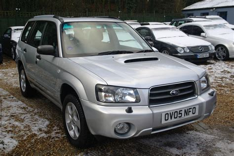 Used 2005 Subaru Forester Xt Turbo For Sale In