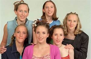 Image Gallery identical septuplets