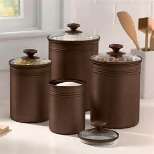 country canister sets for kitchen bronze kitchen canisters home decor and interior design
