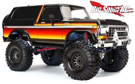 Traxxas Ford Bronco by Traxxas 1979 Ford Bronco Kit For The Trx 4 171 Big