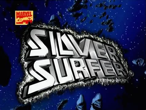 silver surfer tv series marvel animated universe wiki