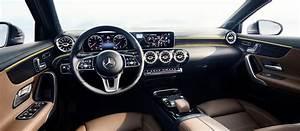 Mercedes Vito Interieur : mercedes classe a 2018 voici l 39 int rieur de la nouvelle classe a photo 1 l 39 argus ~ Maxctalentgroup.com Avis de Voitures
