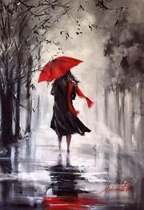 Australian artist Helen Cottle. | Rain. Snow. Fog. (3 ...