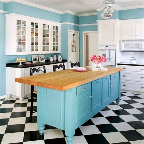 do it yourself kitchen islands do it yourself kitchen island this island is awesome just might paint my black one turquoise