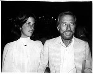 Andy Williams and his daughter Noelle during 5th Annual ...