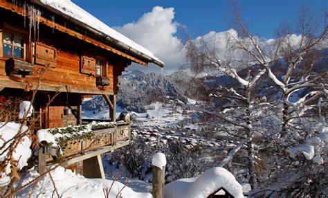 chalet station de ski location de chalet en stations de ski montagnes