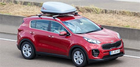 Best Roof Cargo Box Kia Sportage Roof Cargo Box Guide Best Roof Box