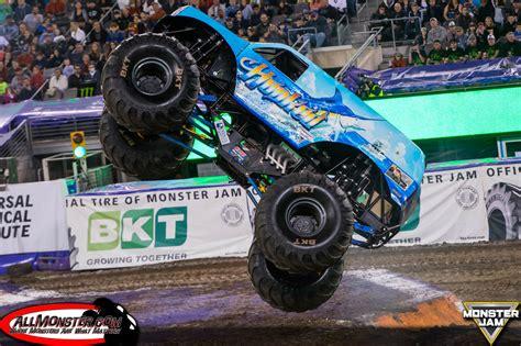 new monster truck videos east rutherford new jersey monster jam april 23 2016