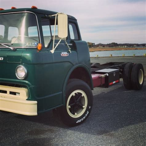 ford  cabover truck