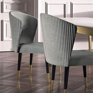 Modern, Dining, Chairs, By, Juliettes, Interiors