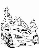 Wheels Colorir Desenhos sketch template