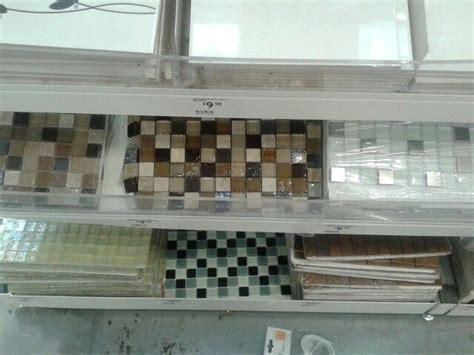 B&Q Mosaic Tiles