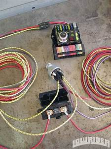 American Autowire Highway 15 Nostalgia Wiring Kit