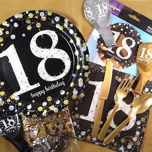 Anniversaire 18 Ans Deco : decoration anniversaire 18 ans ~ Preciouscoupons.com Idées de Décoration