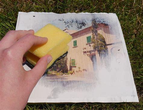 foto auf holz wanddeko selber machen superleicht fotos auf holz
