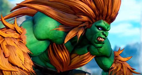 Blanka Comes To Street Fighter V Arcade Edition Next Week