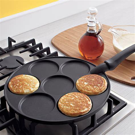 pancake pan dollar silver pancakes iron cooking tools hgtv usa cast pans seven kitchen restaurant perfect brainjet crate