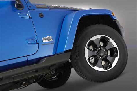 jeep polar edition wheels jeep wrangler polar limited edition revealed ahead of