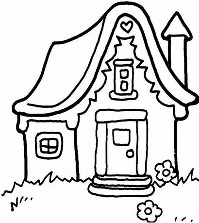 Coloring Pages Gingerbread Printable