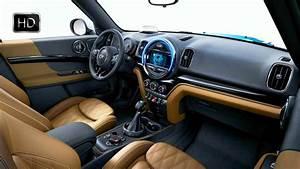 Mini Cooper Interieur : 2017 mini cooper s countryman all4 luggage compartment interior design overview hd youtube ~ Medecine-chirurgie-esthetiques.com Avis de Voitures