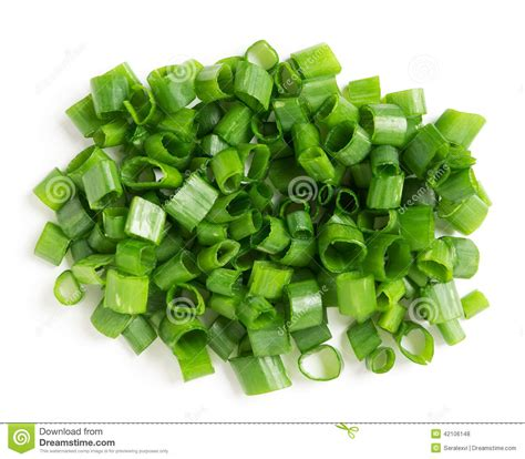chopped green onions chopped green onions stock photo image of green chives 42106148