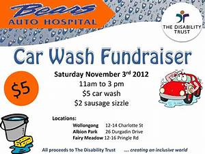 bears car wash v1 0 page 001 how to fundraise With free car wash ticket template
