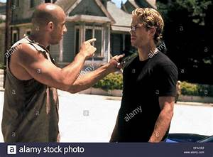 VIN DIESEL & PAUL WALKER THE FAST AND THE FURIOUS (2001 ...